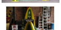 A4-Surfbrett