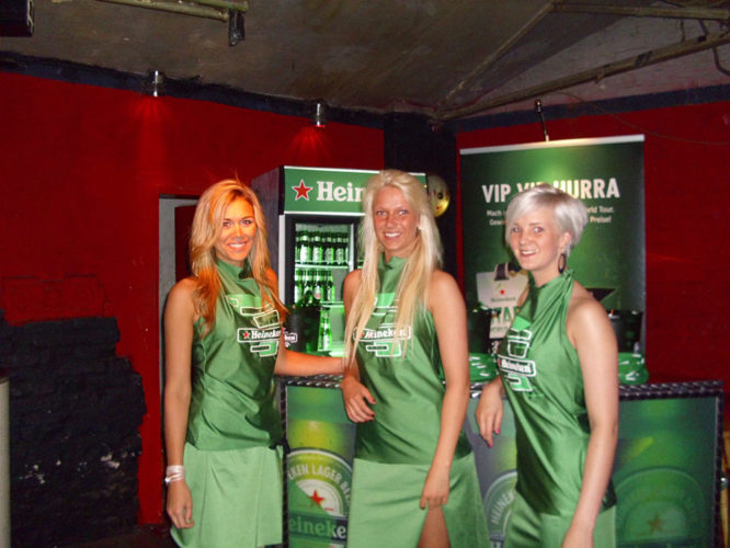 Heineken VIP